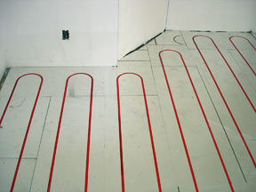Hydronic Or Electric Heated Driveway Which Is Best For You - Best floor heating system review