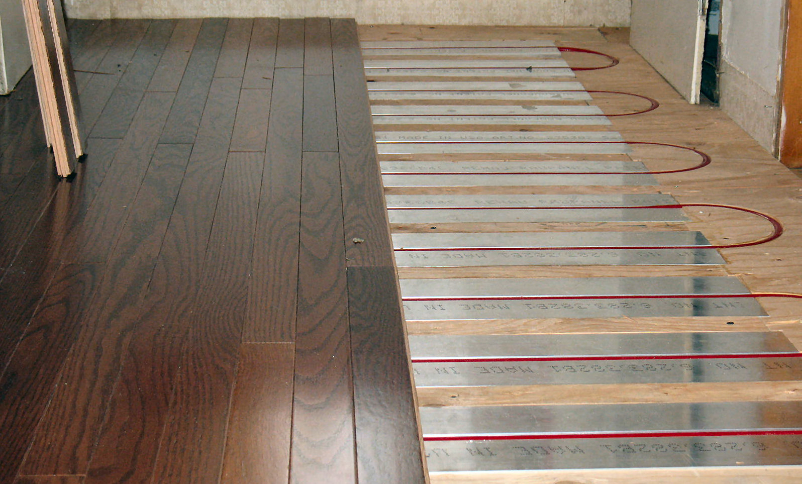 Best Heated Floors Illustrations Of Radiant Heat Systems