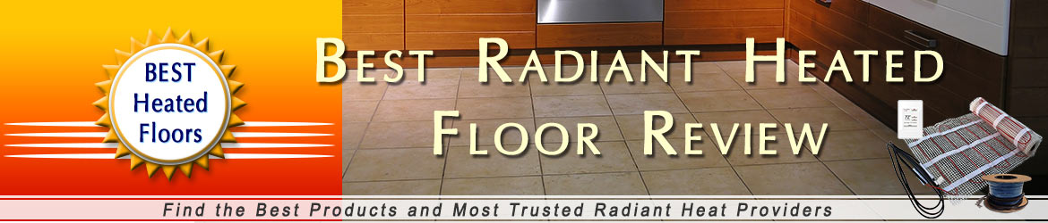 Radiant Floor Heating System Design And Engineering Services - Best floor heating system review